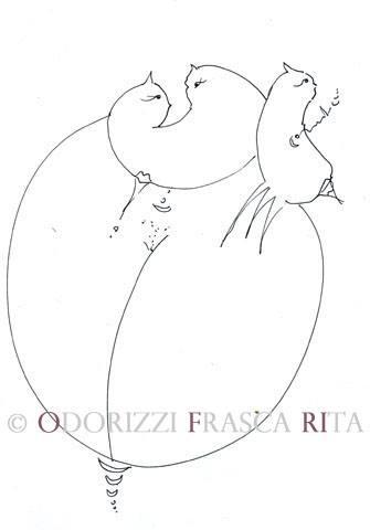 illustrazione_gatti_2_pittrice_rita_frasca_odorizzi