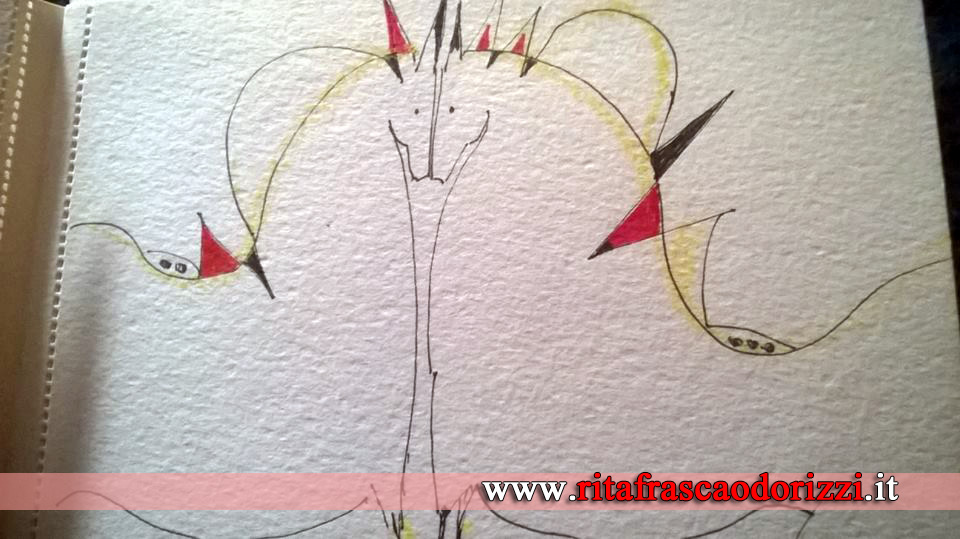 disegni_cavalli_innamorati_pittrice_ofri_rita_frasca_odorizzi
