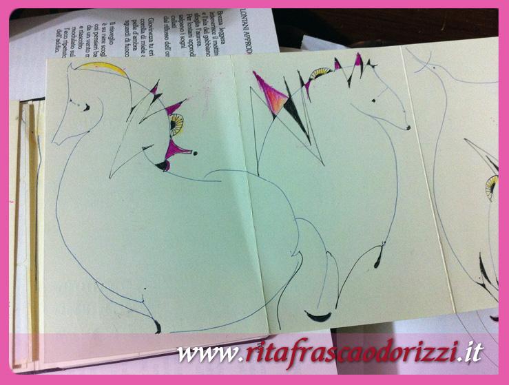 illustrazione_disegno_cavalli_moleskine_Rita_Frasca_Odorizzi_Uccellini_2