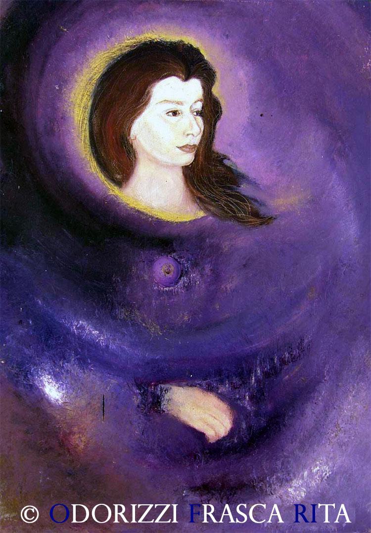 ritratto_dipinto_a_olio_ofri_serie_sostanza_di_universo_ritratti_Luna_1990