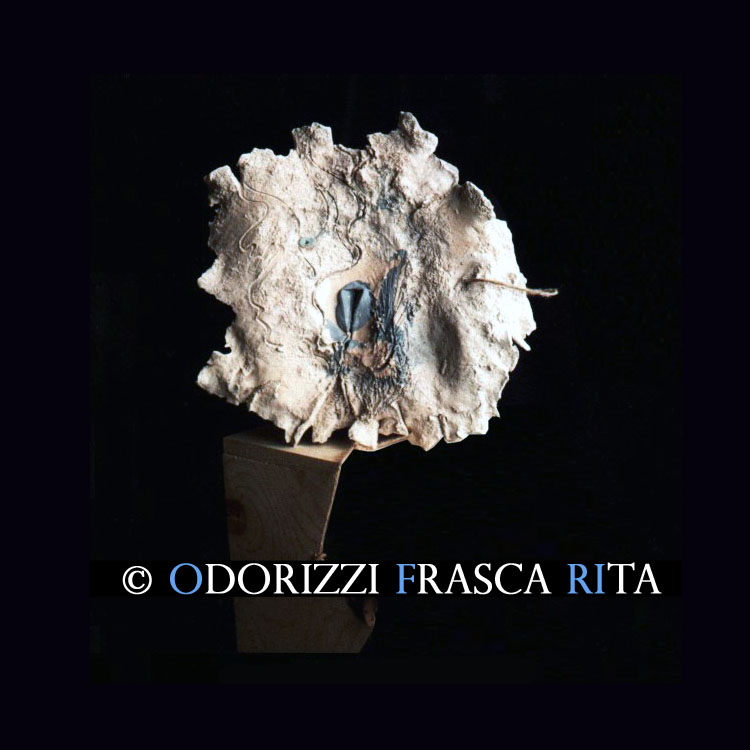 scultura_contemporanea_ofri_serie_mondi_5_1990