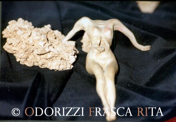 scultura_contemporanea_ofri_serie_radici_titolo_crista_1980