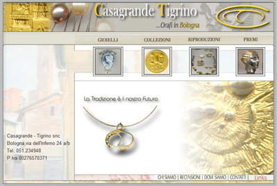 Marco Casagrande Orafo